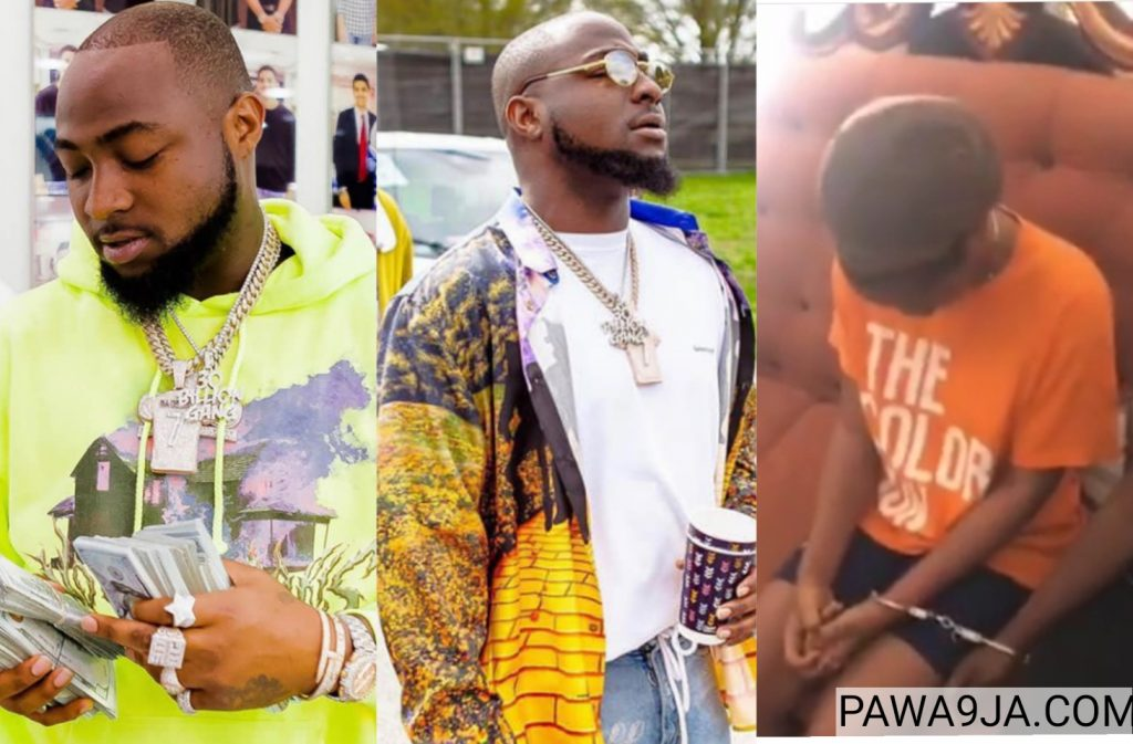 Pregnancy Allegations! Davido's Accusers Have Been Arrested And Detained