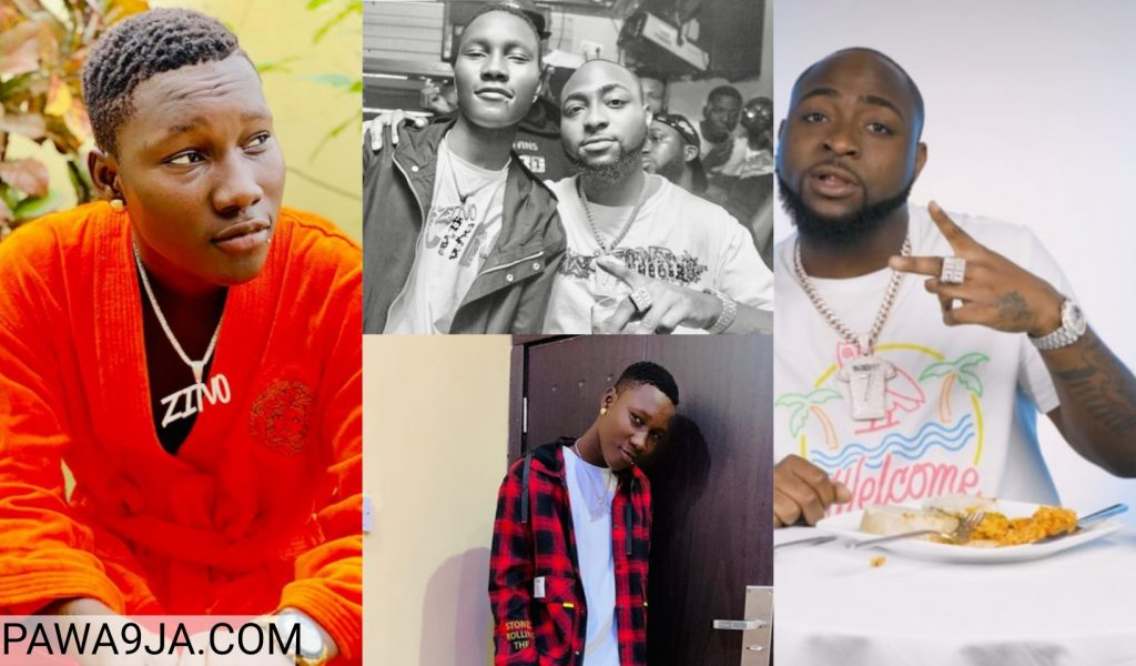 Breaking!! Zinoleesky Turned Down Davido's Offer To Sign Him To DMW (See Details)