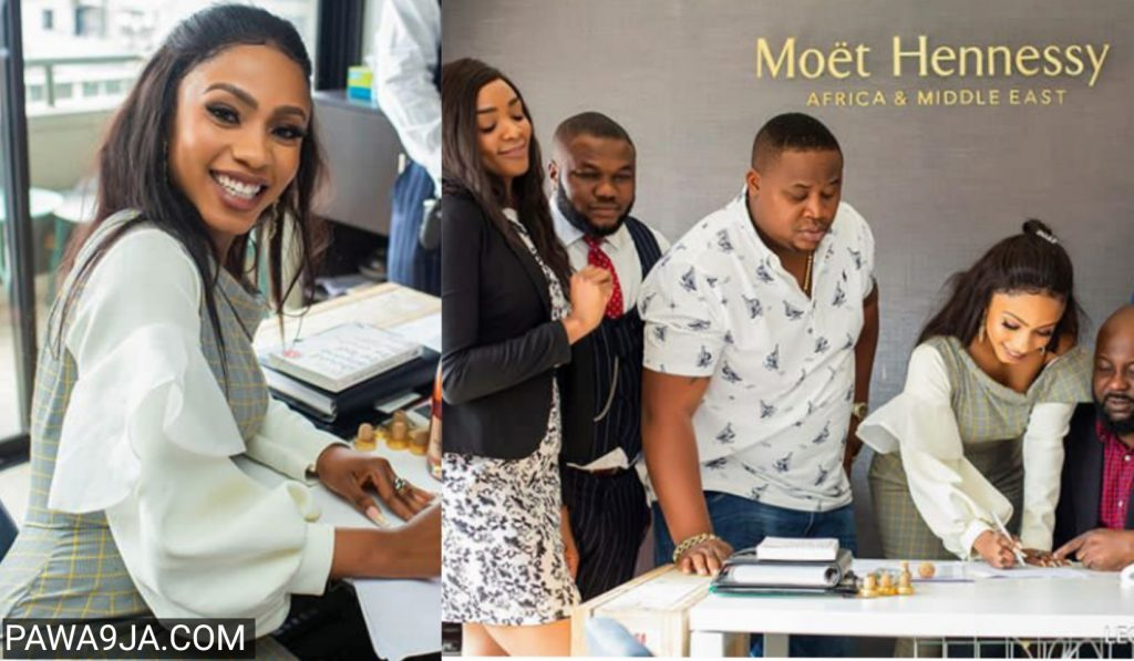 [Details] Everything You Need To Know About Mercy's Moet Hennessy Deal