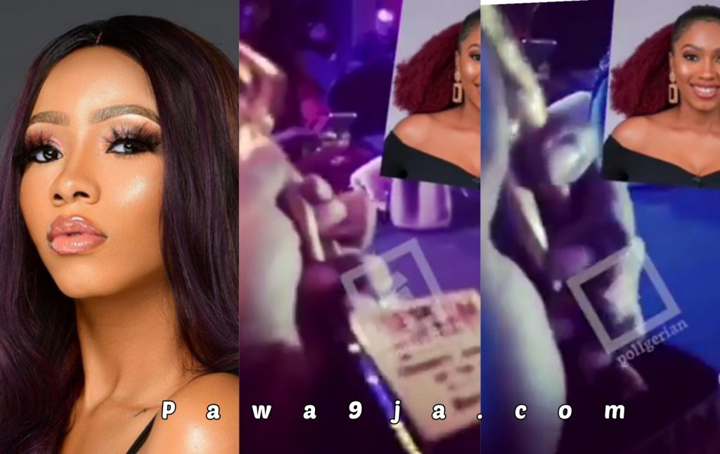 Mercy beats Ceec, Tacha and others, emerges Celebrity Sensation at Scream Awards