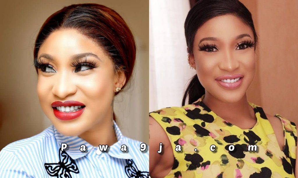 UPDATE: Actress Tonto Dike Allegedly Deported From Dubai