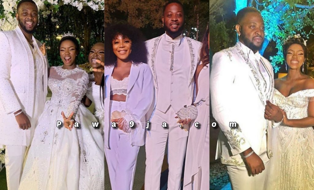 PHOTOS: Celebrities That Attended BamBam And Teddy A's Wedding