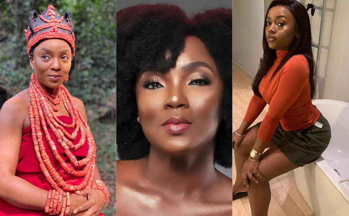 Actress Chioma Chukwuma Akpotha sets to find blogger who used her face as the Corona Victim instead of Davido's Chioma