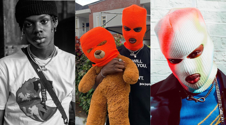 Rema unviels his relationship status, his crush and what inspired him to wear masks