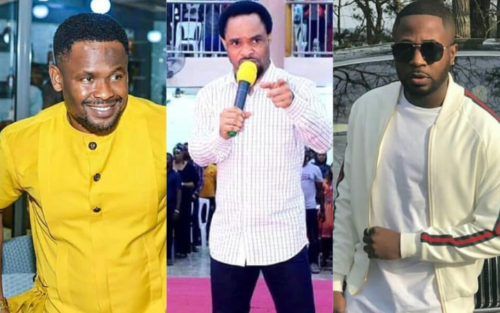 Tundeednut Finally Breaks Silence After Zubby Michael Denied Odumeje As His Pastor And Insulted Him On Instagram For Posting That Zubby Got Powers From Odumeje Pawanaija Africa S Top News Claim your profile and join nearly 200k influencers, creators, businesses and experts in the industry. tundeednut finally breaks silence after