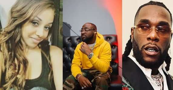 """""""When it comes to overall Africa, Davido is the king, not Burna Boy – Skales' ex-girlfriend, Konjo Leyla declares"""