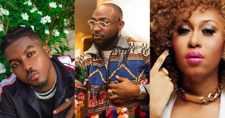 Singer Skibbi replies critics against Davido for helping Cynthia Morgan