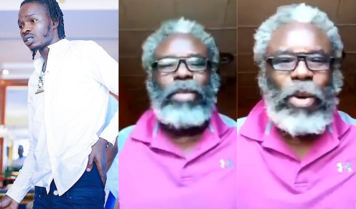 """""""I've got 1 Million Naira for you sir"""" – Naira Marley reacts to viral video of an elderly man singing his song."""