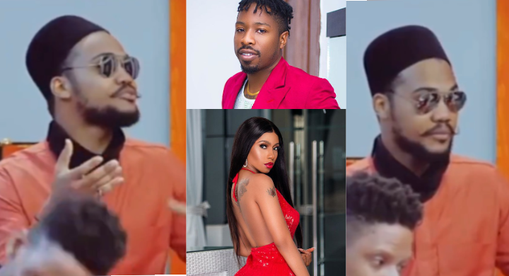 """#BBNaijaReunion: """" Mercy would come to me, am we have our moments """" - Joe reveals why Ike got irritated by Him in the house"""