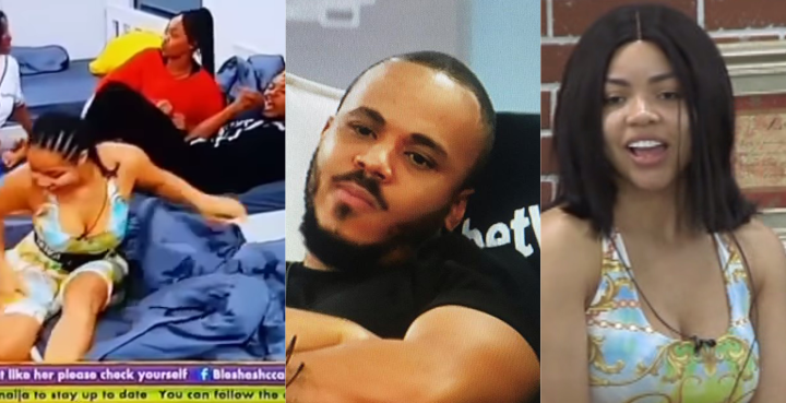 """#BBNaija2020: I want Nengi and Ozo to get married, their children will be so beautiful and will not look like Nigerians"""", Lilo says, Ozo disagrees, Nengi reacts (video)"""