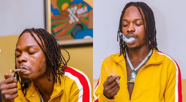 """I don't do drugs I just smoke weed"" – Naira Marley reveals"