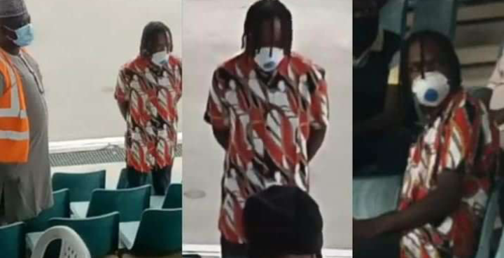 Naira Marley Arraigned In Abuja Court Following His Arrest (Photos/Video)
