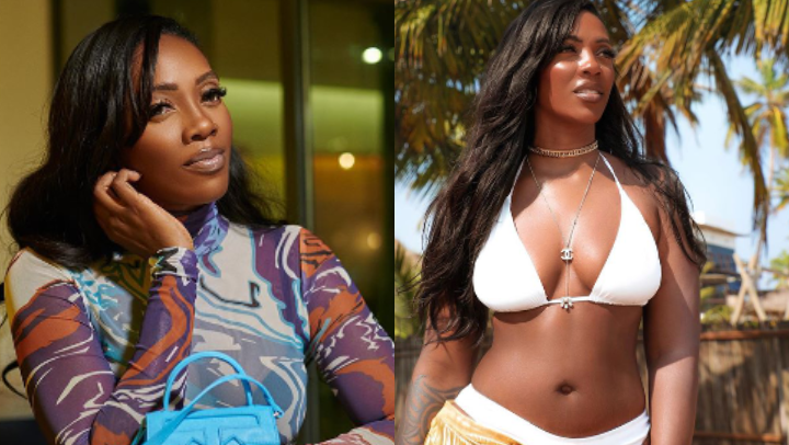 """Singer Tiwa Savage addresses a fan who said her song """" Koroba """" encourages prostitution"""