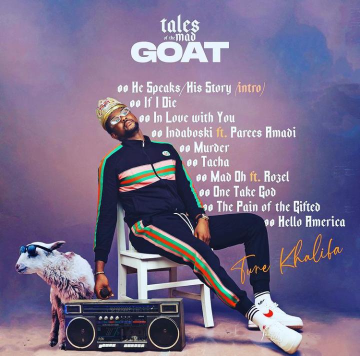 Tune Khalifa - Mad Oh Ft. Rozel (Mp3)