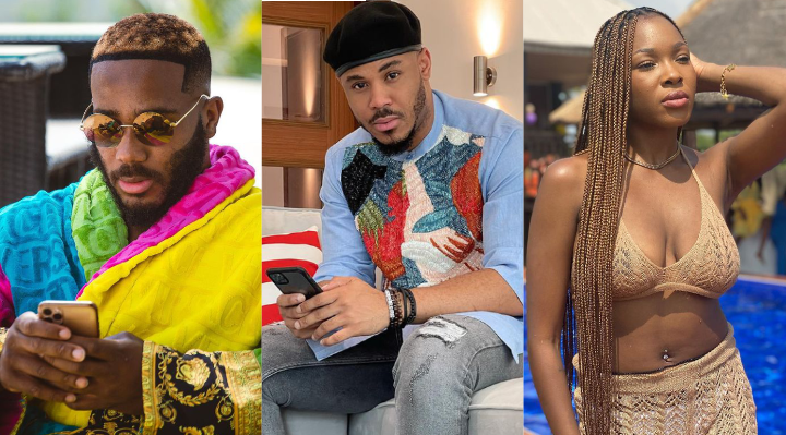 Kiddwaya Speaks on his friendship situation with Ozo and Vee