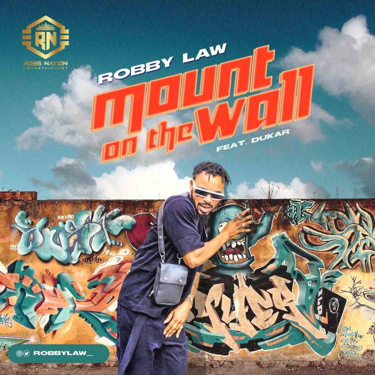 Robby law - Mount on the wall