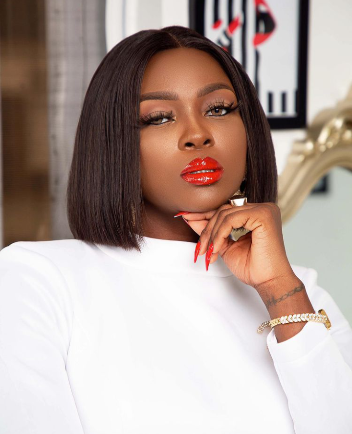 BBNaija's Ka3na reacts to the hospitalization and attempted Suicide of a fan who tattooed her name in her thigh