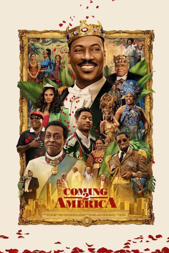 Coming 2 America (Movie)