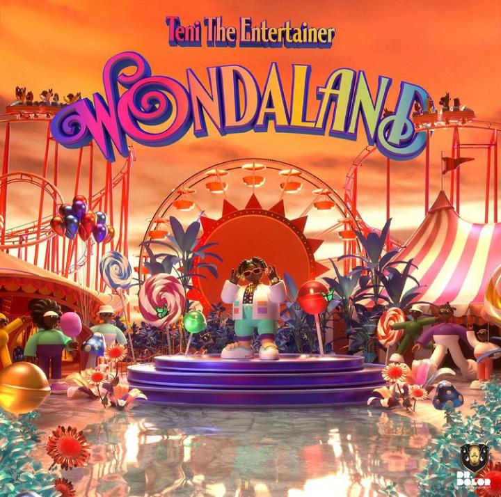Teni - Wondaland (Album)