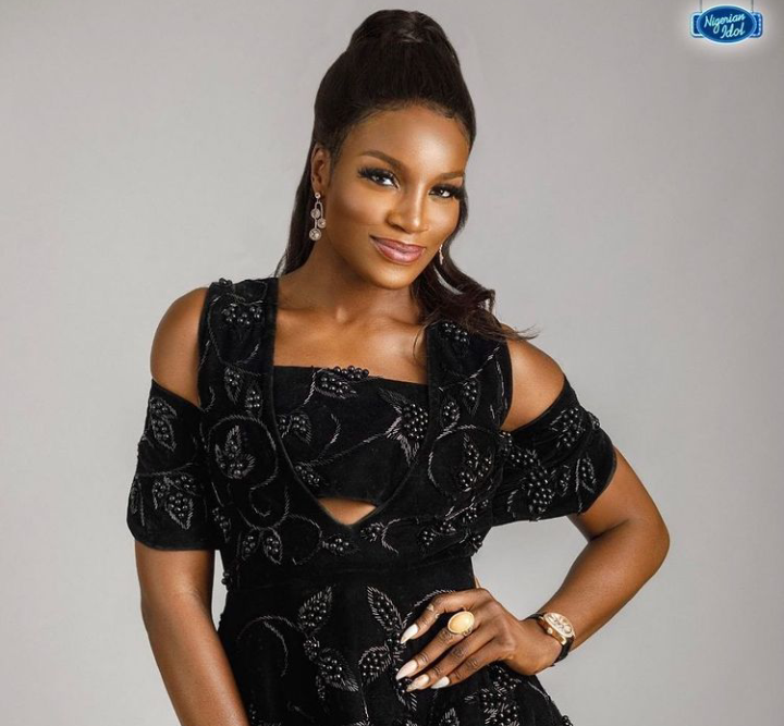 Singer Seyi Shay reacts as Nigerians blast her  for her comment to a Nigerian Idol Contestant