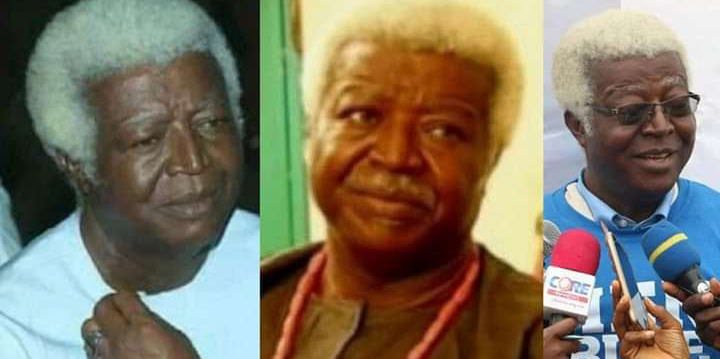 Veteran Actor, Bruno Iwuoha dies at 68