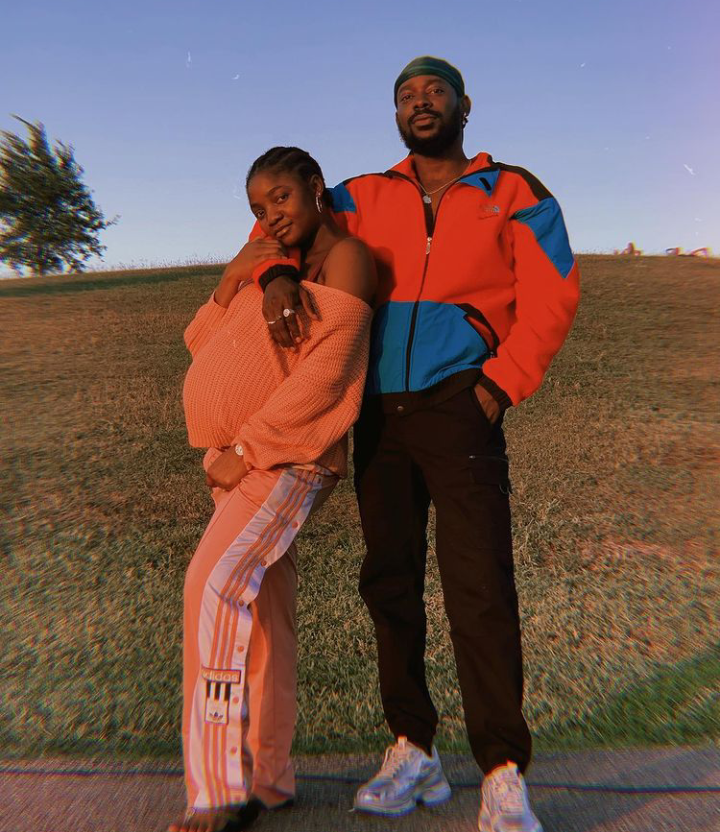 Singer Adekunle Gold pens down special message as he celebrate his wife, Simi on her birthday