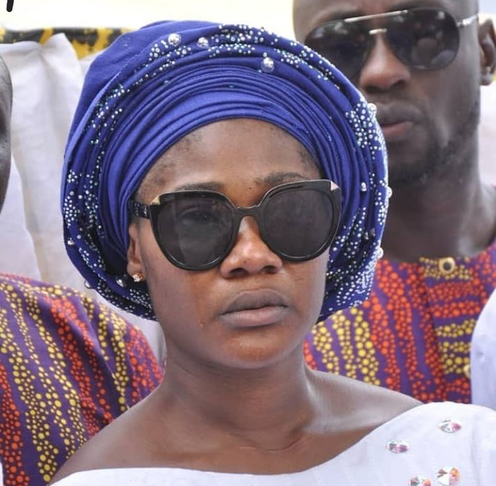 Actress Mercy Johnson in tears as she morns the death of Prophet T B Joshua
