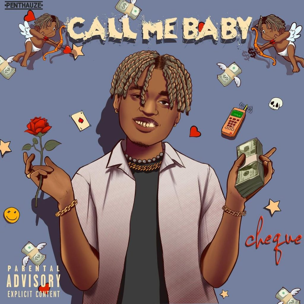 Cheque - Call My Baby (MP3)