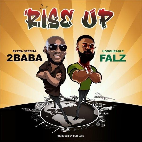 2baba - Rise Up ft Falz (MP3)