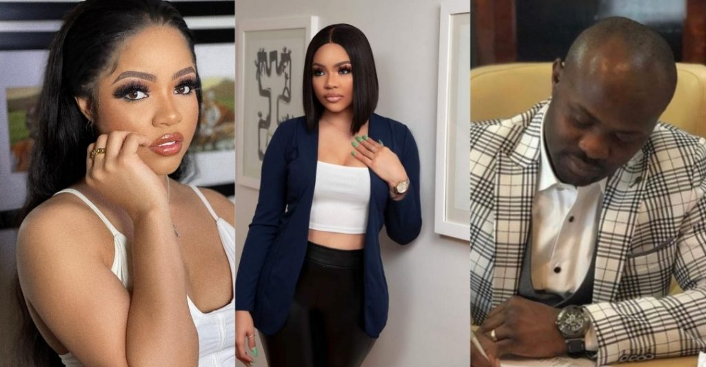 """""""He bought her the house and Range Rover"""" – Nengi's alleged sugar daddy exposed (screenshots)"""
