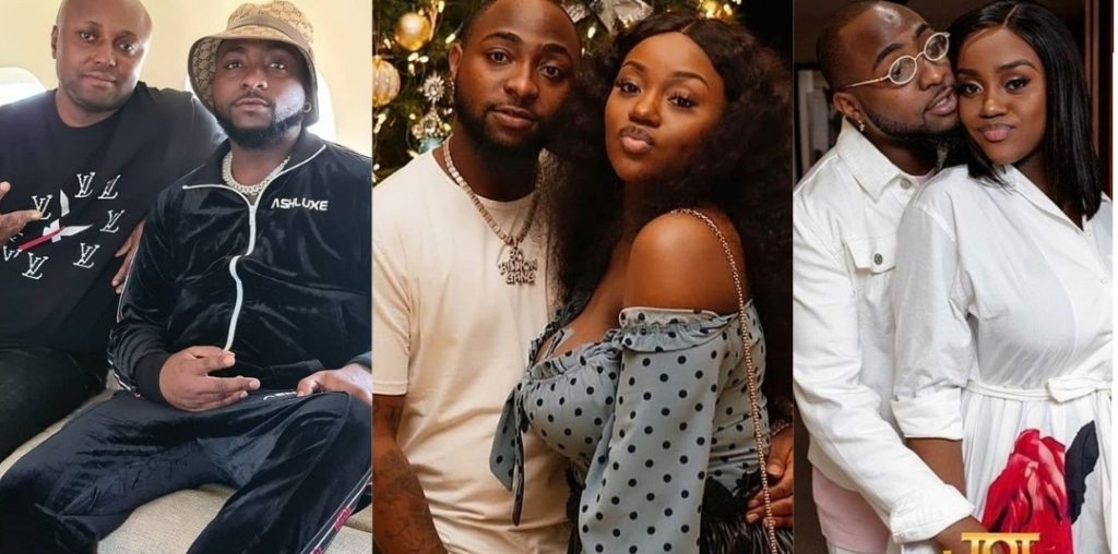 Davido's Aide, Israel DMW reveals the situation of the Davido and Chioma's relationship