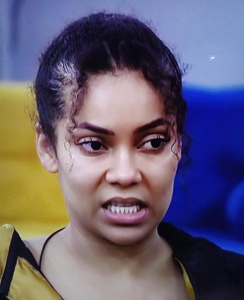 """#BBNaija: """"Maria has no right to call people fake because she once nominated five people"""" – Boma blows hot (Video)"""