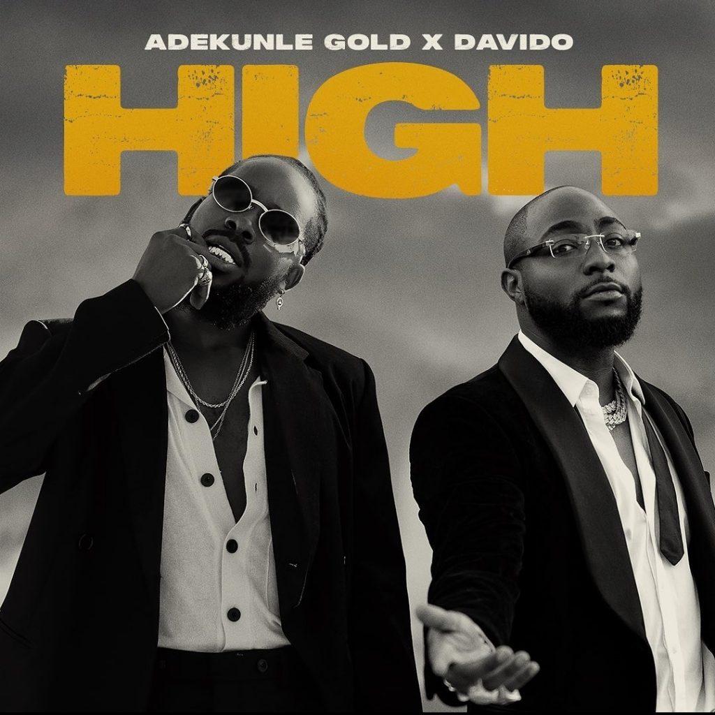 Adekunle Gold - High ft Davido (MP3)