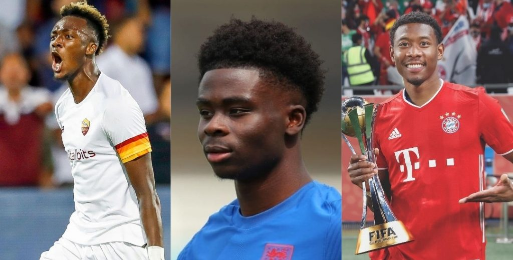 Top 20 Nigerian footballers who doesn't represent Nigeria on international competition