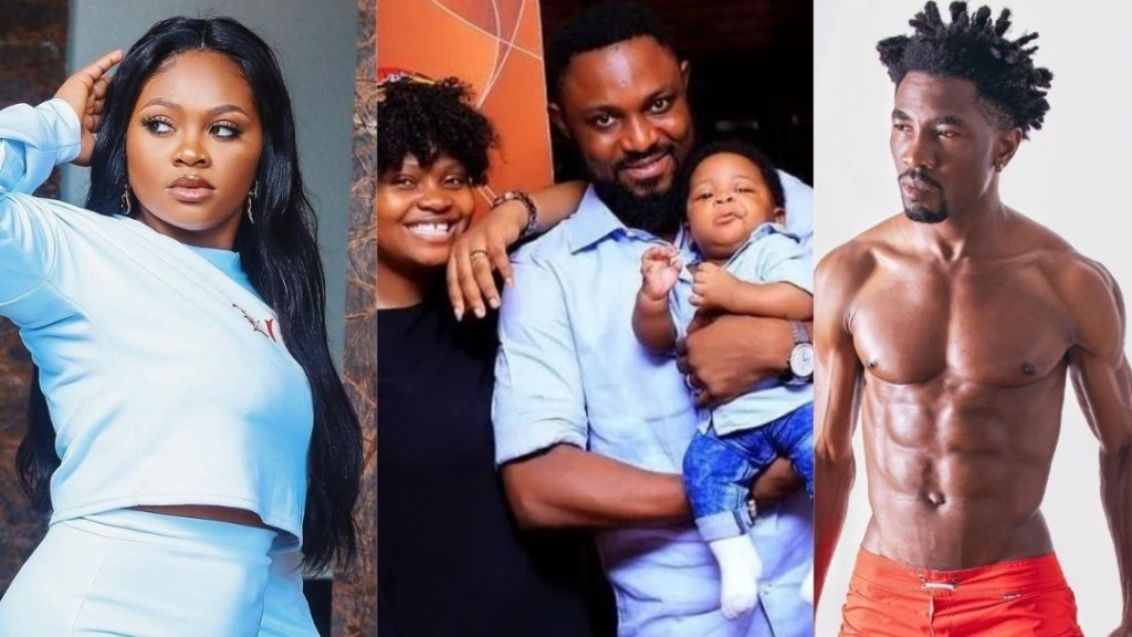 BBNaija's Tega replies a curious fan who asked her whether she's currently with her husband or Boma