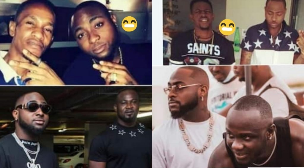 See 7 of Davido's close friends who died recently