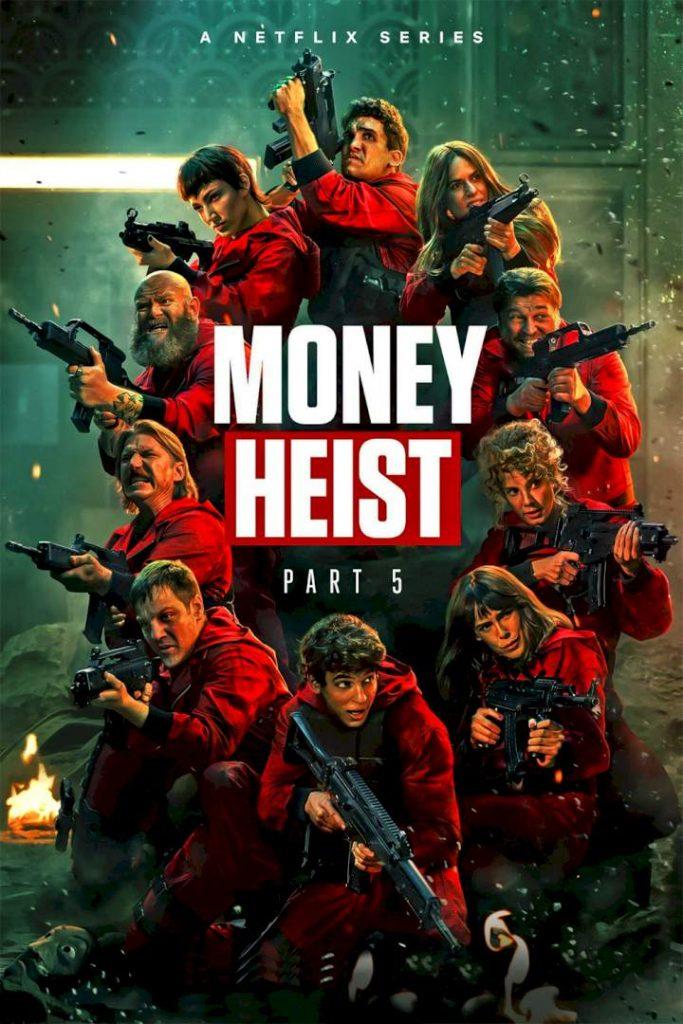 """DOWNLOAD: Money Heist """"Season 5"""" All Episodes ( Series)"""